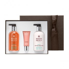 MOLTON BROWN Heavenly Gingerlily Hand Gift Set London Via Tahiti