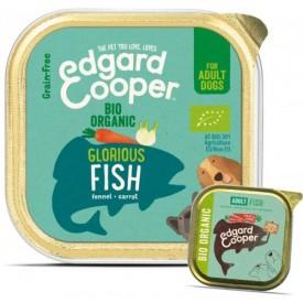 EDGARD & COOPER  Cani Pesce Bio 100 g