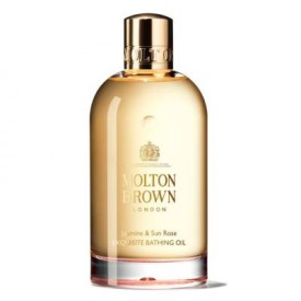 MOLTON BROWN Jasmine & Sun Rose Exquisite Bathing Oil 100 ml