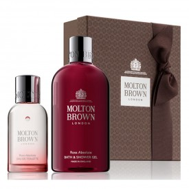 Rosa Absolute Fragrance Gift Set – Molton Brown