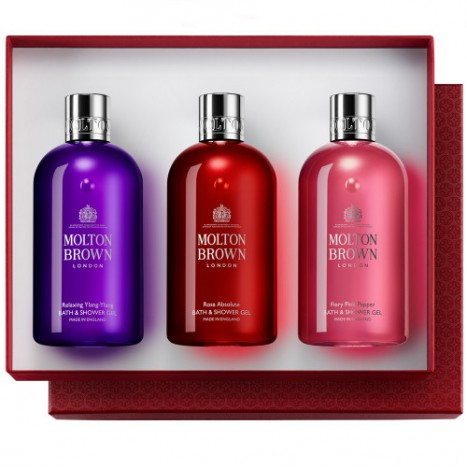 Divine Moments Bathing Gift Set – Molton Brown