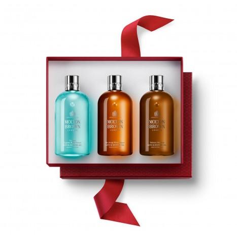 Adventurous Experiences Bath & Shower Gift Set – Molton Brown