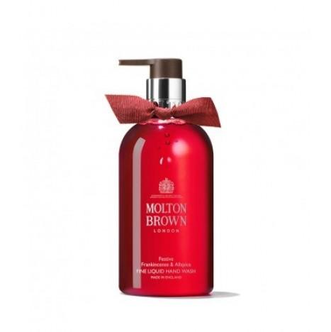 Festive Frankincense & Allspice Hand Wash – Molton Brown (300 ml)