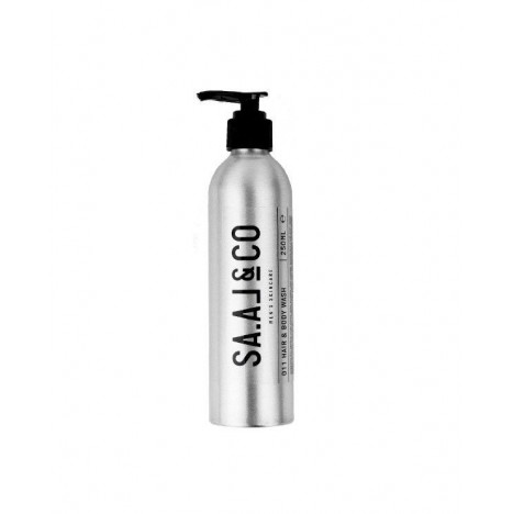 SA.AL&CO 011 Hair & Body Wash 250 ML
