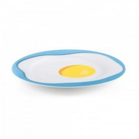 """Piatto in Porcellana """"Studio Job-Blow"""" Seletti – Egg"""