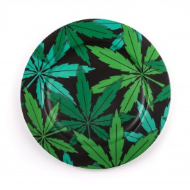 """Piatto in Porcellana """"Studio Job-Blow"""" Seletti – Weed"""