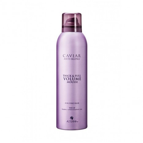 Caviar Thick & Full Volume Mousse (232g)