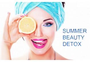 Summer Detox   4 semplici step per depurare viso e corpo