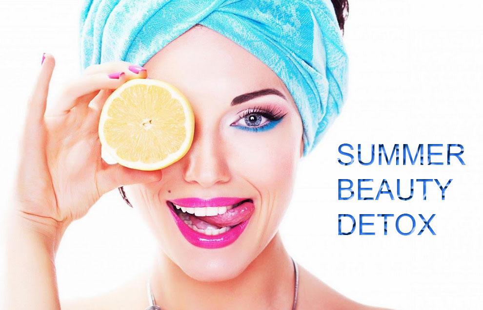Summer Detox | 4 semplici step per depurare viso e corpo