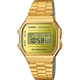Casio Vintage Gold A168WEGM-9EF