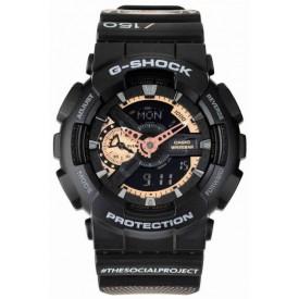 G-Shock Limited Edition Thesocialproject Tiratura Limitata GA-110TSP-1AER