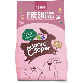 EDGARD & COOPER per Cani - Senior Coniglio Fresco da 2.5 Kg
