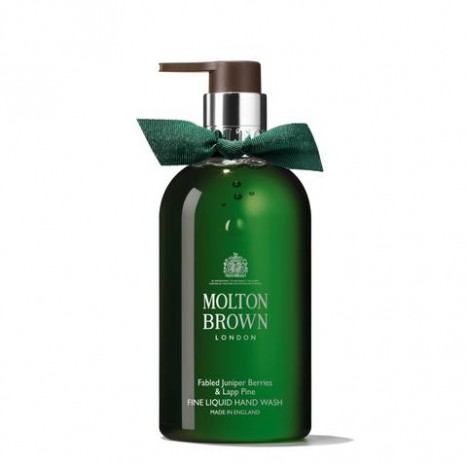 MOLTON BROWN Fabled Juniper Berries & Lapp Pine Fine Liquid Hand Wash 300 ml