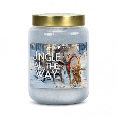Jingle All the Way Giara Grande Goose Creek Candle