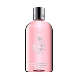 Rhubarb & Rose Body Wash (300ml)
