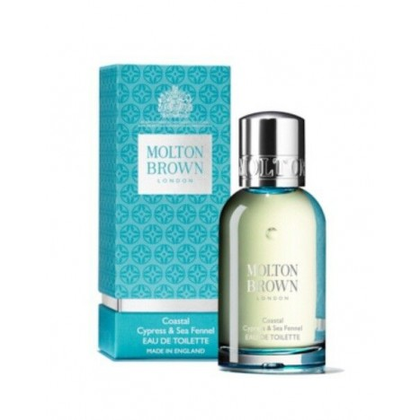 Costal Cypress and Sea Fennel EDT 50 ml