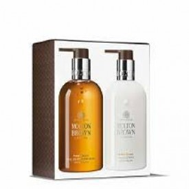Coffret Amber Cocoon Hand Duo (300 + 300 ml)