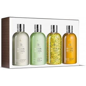 Coffret Woody And Citrusy Collection Full Size (300 ml x 4)