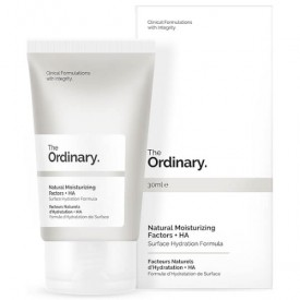 THE ORDINARY // Natural Moisturizing Factors + HA