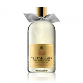 Vintage 2015 with Elderflower Bath & Shower Gel (300ml)