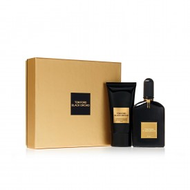 Signature Collection - Cofanetto Black Orchid con Eau de Parfum 50ml e Latte Corpo Idratante (50 + 75ml)