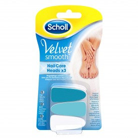 Velvet Smooth Nail Care Lime di Ricambio (3 pezzi)