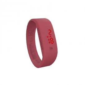Led Watch - ROSSO