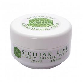 Luxury Sicilian Lime Shaving Cream (225ml)