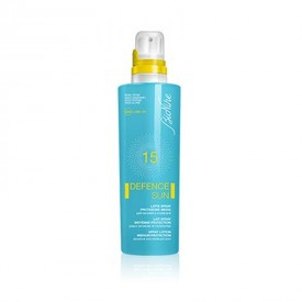Defence Sun Latte Solare Spray SPF15 (200ml)