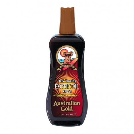 Exotic Oil Spray - Olio Abbronzante (237ml)