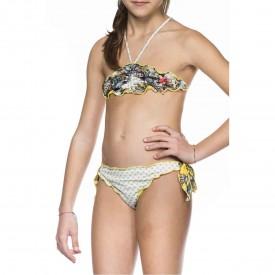 Bikini a Fascia per Bambina FK16-0018U