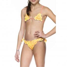 Bikini a Triangolo per Bambina FK16-0631U