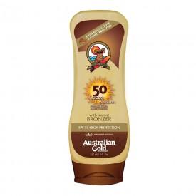 SPF50 Lozione con Kona Coffee - Protezione Solare (237ml)