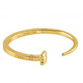 bracciale chiodo oro
