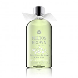 Dewy Lily of the Valley & Star Anise Bath & Shower Gel (300ml)