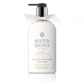 Dewy Lily of the Valley & Star Anise Body Lotion (300ml)