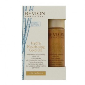Revlon Interactives Hydra Nourishing Gold Oil (30ml)