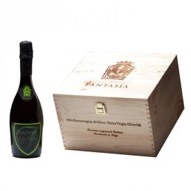 Olio Extravergine d'Oliva Biologico (6 Bottiglie da 500ml)