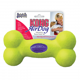 Air Squeaker Bone Medio per Cani