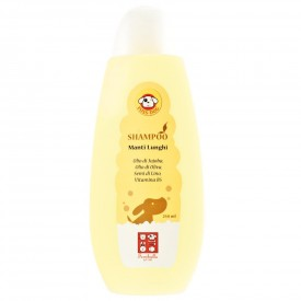 Fuss Dog Shampoo Specifico per Manti Lunghi (250ml)