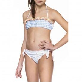 Bikini a Fascia per Bambina FK16-0001U