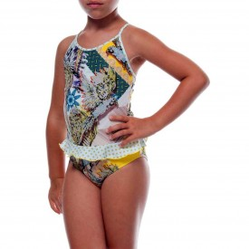 Costume Intero per Bambina FK16-0020U