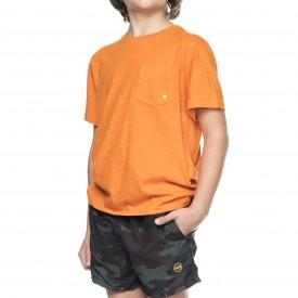 T-Shirt con Taschino per Bambino FK16-2200A