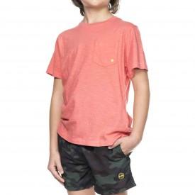 T-Shirt con Taschino per Bambino FK16-2200C