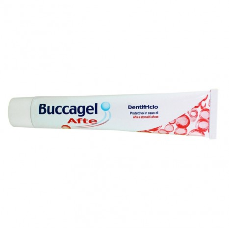 Buccagel Afte Dentifricio (50ml)