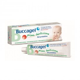 Buccagel Gel Prima Dentizione (20ml)