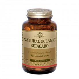 Natural Oceanic Betacaro (60 perle soft-gels)