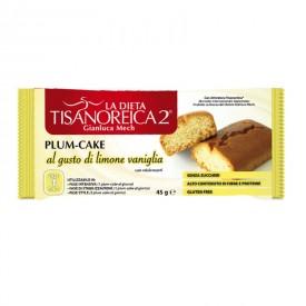 Plum Cake al Gusto di Limone e Vaniglia (45g)