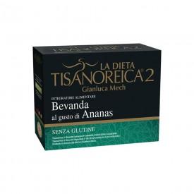 Bevanda al Gusto di Ananas (4 preparati da 28g)