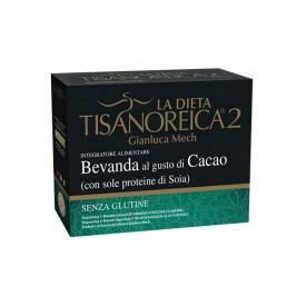 Bevanda al Gusto di Cacao con Proteine di Soia (4 preparati da 30g)